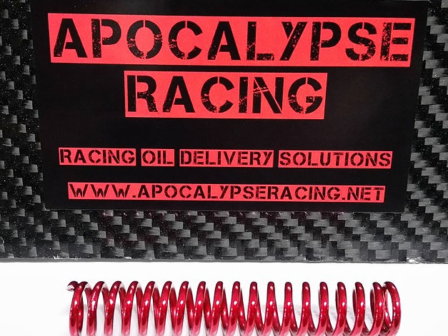 Upgraded Performance Oil Pump Spring - Apocalypse Racing