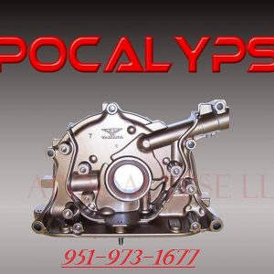 Stage 2 B Series Oil Pump Upgrade