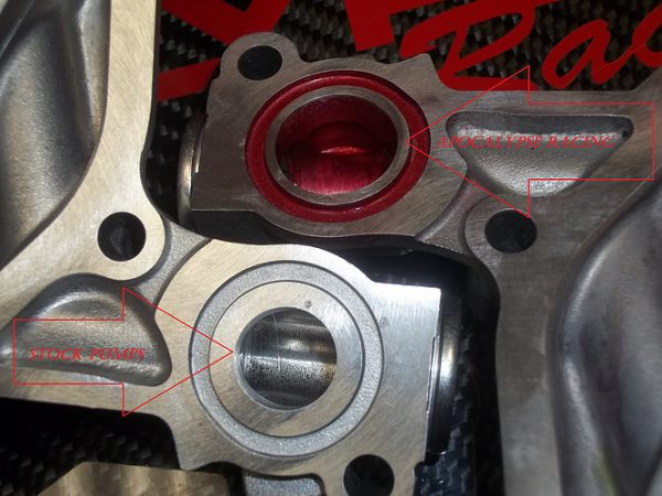 Upgrades StreetRacing Oil Pump - Apocalypse Racing